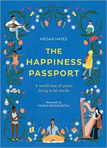 Happiness Passport Book